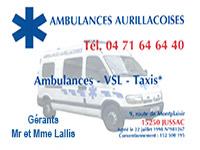 Ambulance aurillacoises