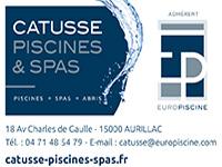 Catuusse Piscines